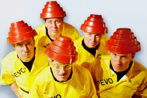 Photo du groupe DEVO